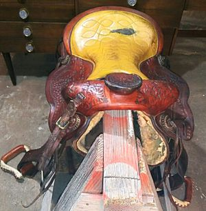 Western saddle for Sale in Atascadero, CA