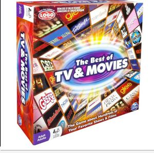 Trivia board game (TV and Movies) for Sale in Covina, CA