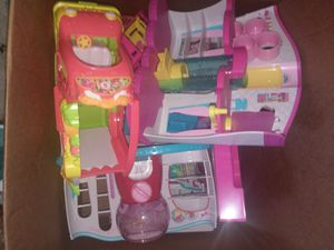 Shopkins playsets for Sale in Parma, OH
