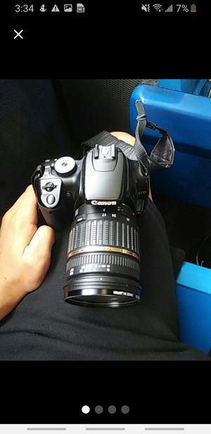 Canon 400D for Sale in Springfield, VA