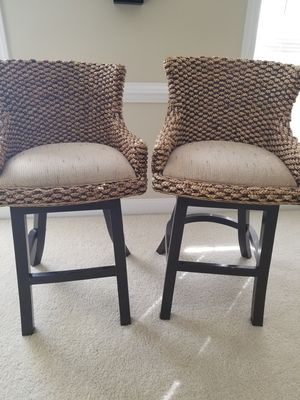 Wicker Barstools for Sale in Franklinton, NC