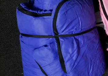 Blue Sleeping Bag for Sale in Melrose Park,  IL