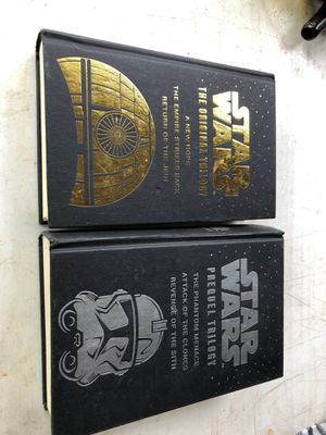 Star wars books for Sale in Conroe, TX