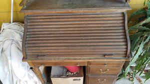 Antique roll top desk for Sale in Fremont, CA