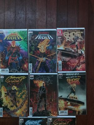 Marvel Comics Ghost Riders for Sale in San Pablo, CA