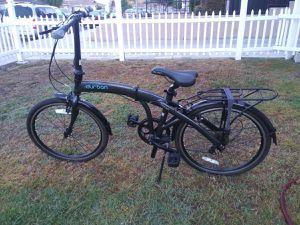 Durban Street Folding Bike for Sale in Long Beach, CA