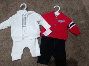 Newborn baby boy clothes for Sale in North Las Vegas, NV