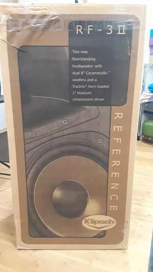 "Klipsch 8"" floorstanding loudspeaker for Sale in Vancouver, WA"