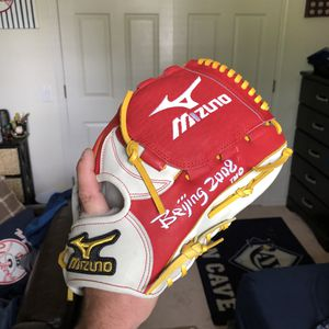 Rare Mizuno Baseball Glove for Sale in Lakeland, FL