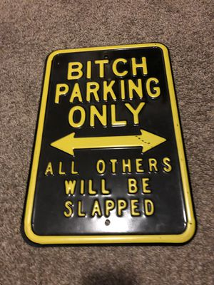 Parking sign for Sale in Hillsboro, OR