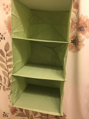 5 tier closet organizer for Sale in Broadview Heights, OH