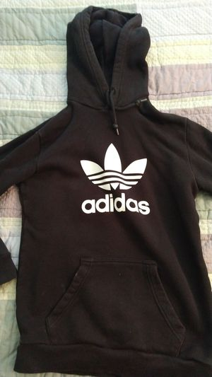 Adidas men's XS hoodie sweatshirt for Sale in Kildeer, IL
