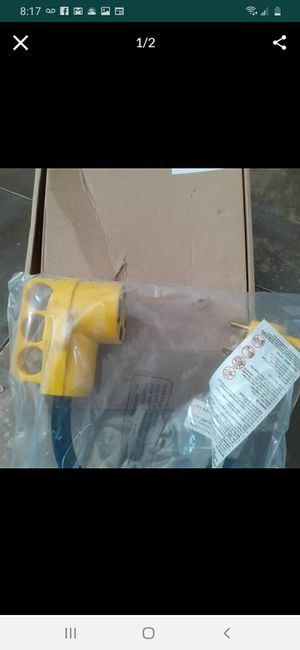 RV Adapter, 30A Male to 50A Female for Sale in Palmdale, CA