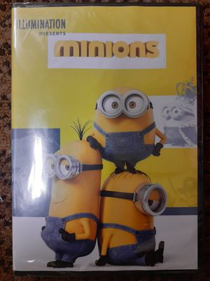 Minions dvd for Sale in St. Louis, MO