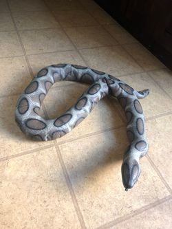 Harry Potter/Halloween photo booth prop big plastic-snake/pitons as new for Sale in Fontana,  CA