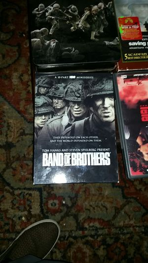 Band of brothers mini serie complete no scratches for Sale in Glendale, AZ