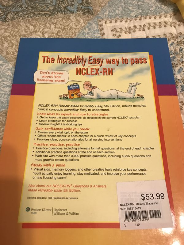 Nursing Student College NCLEX-RN study guide & Medication flash cards