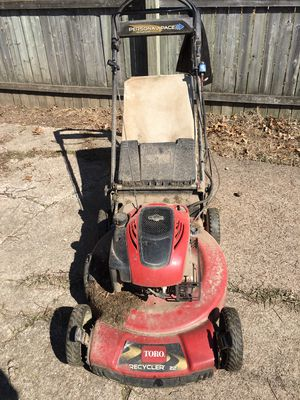 Toro Personal Pace Mower Electric Start for Sale in Cleveland, OH