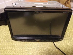 Pioneer mixtrax receiver plus 2 Polk Audio 10's for Sale in Palm Desert, CA