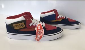 New! Vans Year of the Monkey Half Cab Men 9 Women 10.5 Shoes for Sale in Rancho Mirage, CA