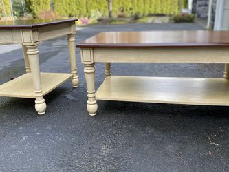 Coffee Table and End Table for Sale in Ravensdale,  WA