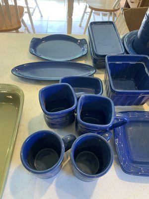 Longaberger Blue for Sale in Norfolk, VA
