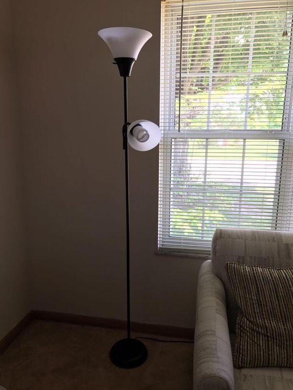 Lamp light stand