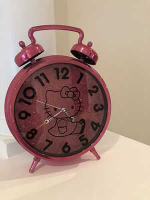 Hello Kitty Clock for Sale in Highland, MD