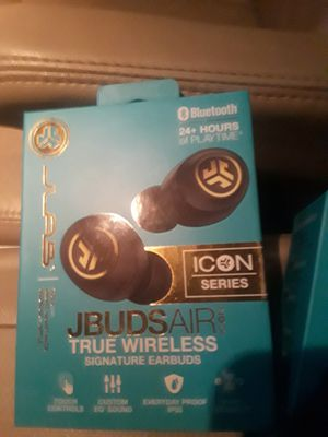 Jbuds icon series true wireless earbuds for Sale in Pomona, CA
