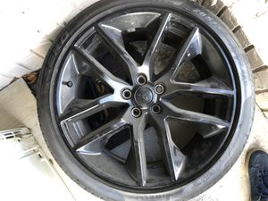 Set of 4 Mustang wheels $400 for Sale in Tampa, FL