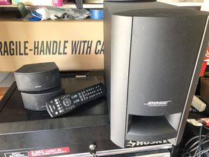 Bose Cinemate II Complete Speaker and Sub set for Sale in San Diego, CA