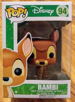Funko Disney Bambi (Vaulted) for Sale in El Mirage, AZ