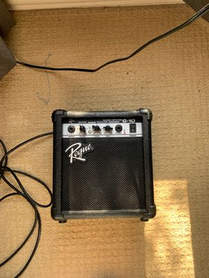 Rogue Amplifier for Sale in Plano, TX