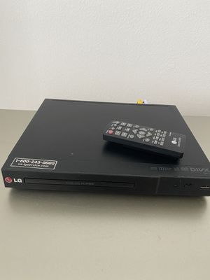 DVD and CD player LG for Sale in Miami, FL