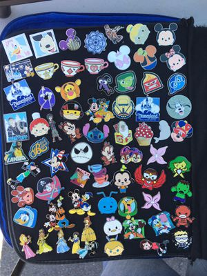 AUTHENTIC Disney Pins $4 EACH for Sale in San Diego, CA