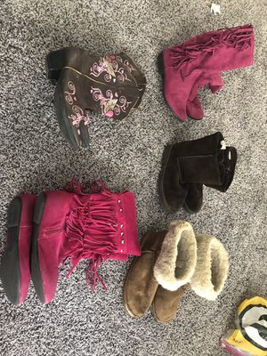 Girls boots for Sale in Annandale, VA