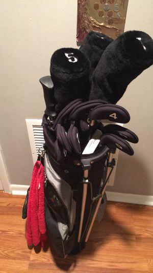 Knight golf clubs 17 piece set for Sale in Orlando, FL