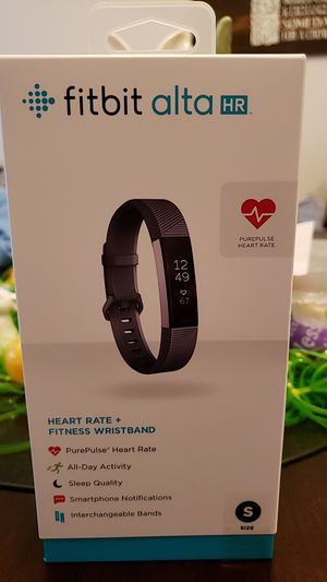 Fitbit altra HR for Sale in Raleigh, NC