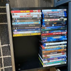 DVDs And Blu-rays 20$ For All for Sale in Fresno,  CA