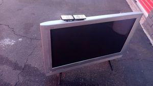 Panasonic plasma TV with remote for Sale in Mesa, AZ