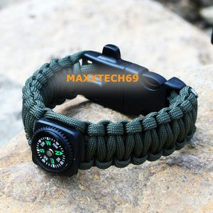New Paracord Survival Multitool Bracelet for Sale in Rockville, MD