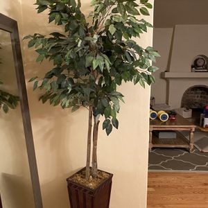 Faux/Fake 6 Ft Plant for Sale in Monterey Park, CA