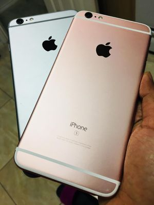 Factory unlocked iPhone 6s for any carrier for Sale in Plano, TX
