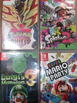Nintendo Switch Games for Sale in West Warwick,  RI