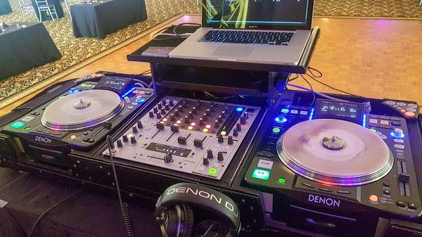 Denon DJ Equipment