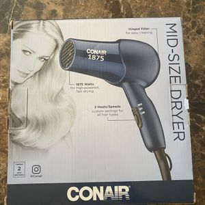 Conair Mid Size Hair Dryer for Sale in Dallas, TX