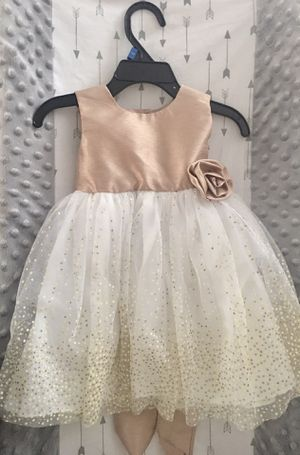 Baby's Christmas dress / formal / flower girl size 12 month for Sale in Seattle, WA