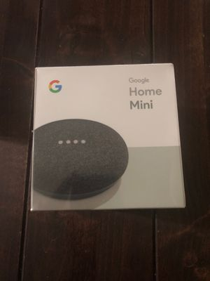 Google Home Mini for Sale in Raleigh, NC