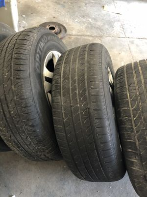 Rims and tires for Sale in Lincoln, NE