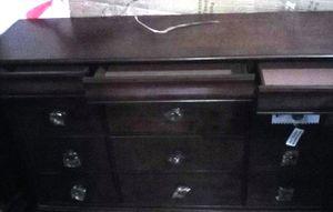 Cherry wood dresser for Sale in Fresno, CA